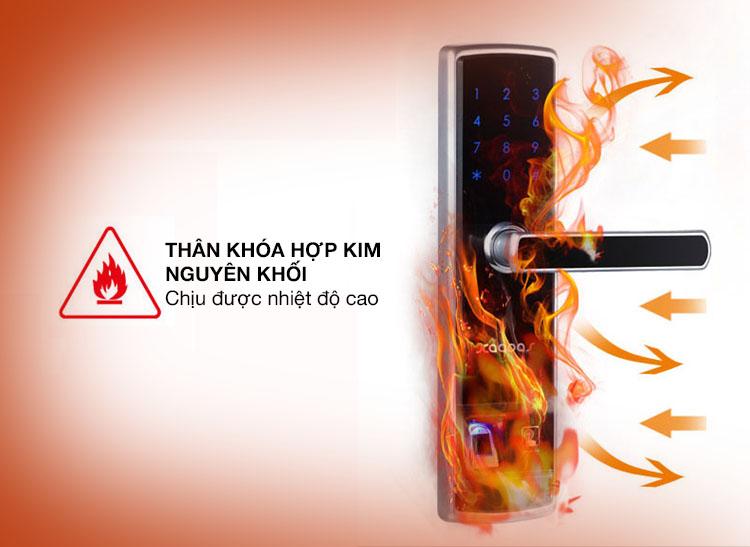 Khả năng chịu nhiệt Kaadas 5155