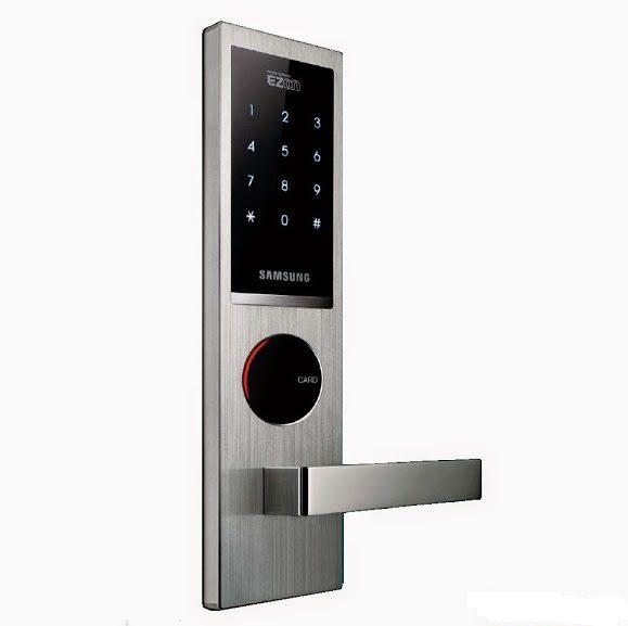 Khoá cửa điện tử Samsung SHS H635