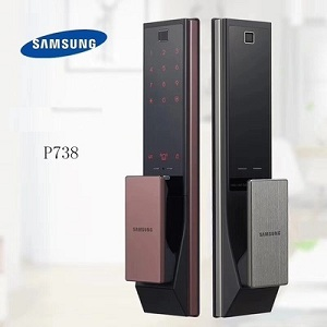 Khoá cửa điện tử Samsung SHS DP738
