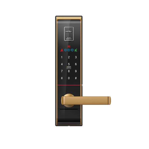 Khoá cửa điện tử vân tay Hefele EL9000