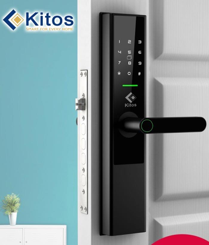 Khóa cửa vân tay Kitos KT-A30
